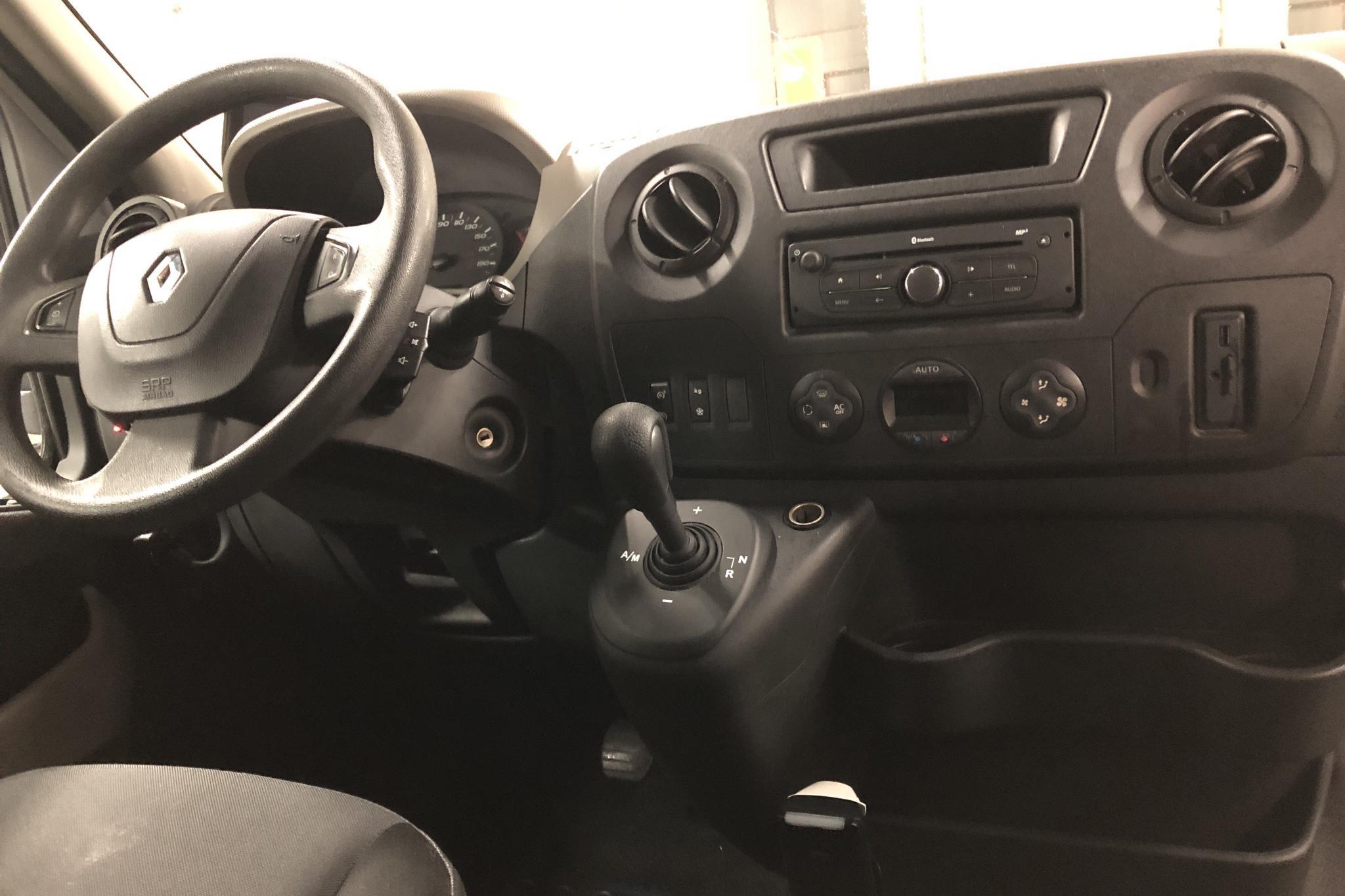 Renault Master 2.3 dCi Volymskåp 2WD (150hk) - 0 mil - Automat - vit - 2016
