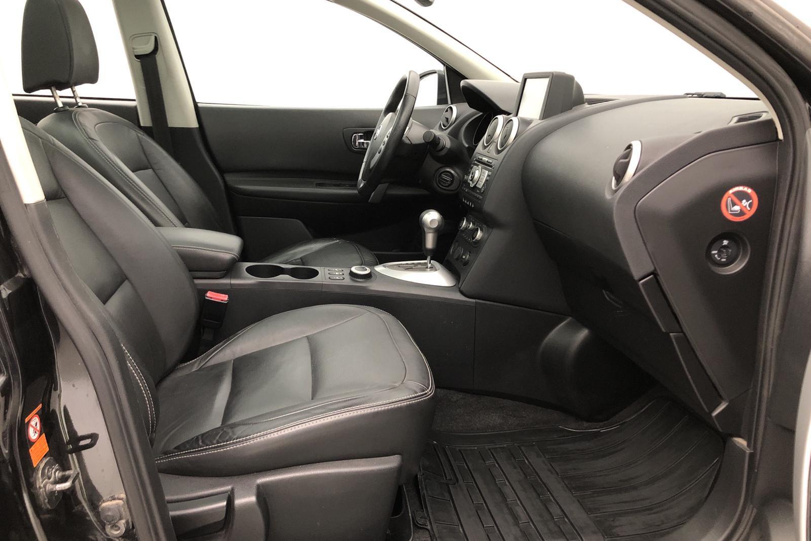 Nissan Qashqai 2.0 dCi 4x4 (150hk) - 16 991 mil - Automat - svart - 2009