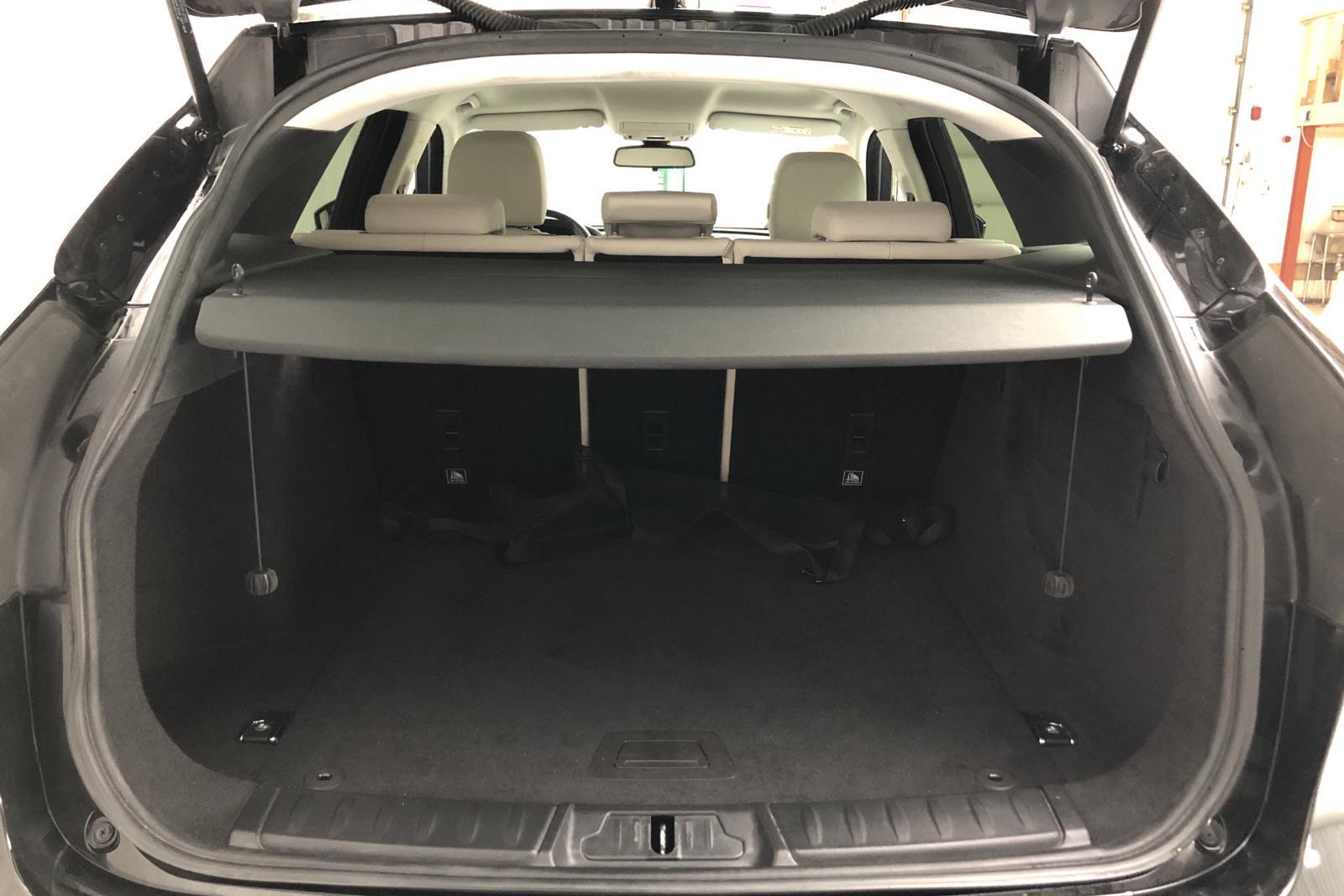 Jaguar F-Pace 25D 2.0 AWD (240hk) - 74 000 km - black - 2018