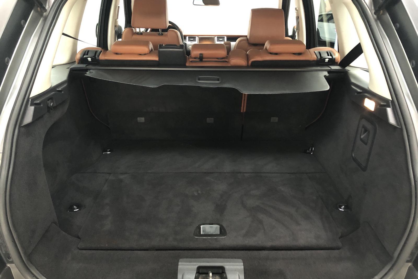 Land Rover Range Rover Sport TDV8 (272hk) - 17 248 mil - Automat - grå - 2010