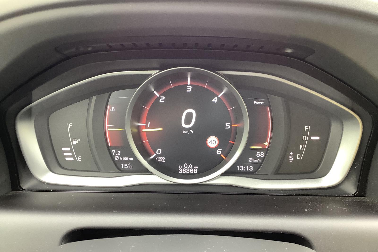 Volvo XC60 D3 2WD (150hk) - 0 km - Automatic - white - 2017