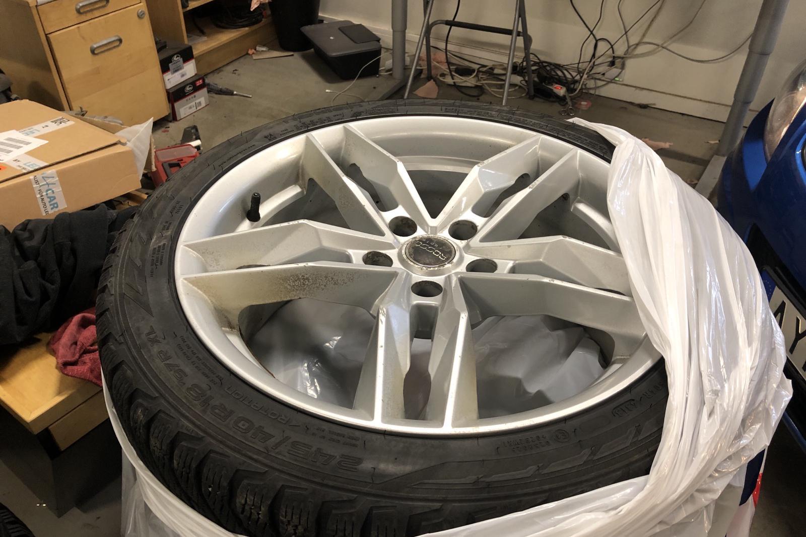 Audi S5 3.0 TFSI Sportback quattro (333hk) - 106 000 km - Automatic - silver - 2013