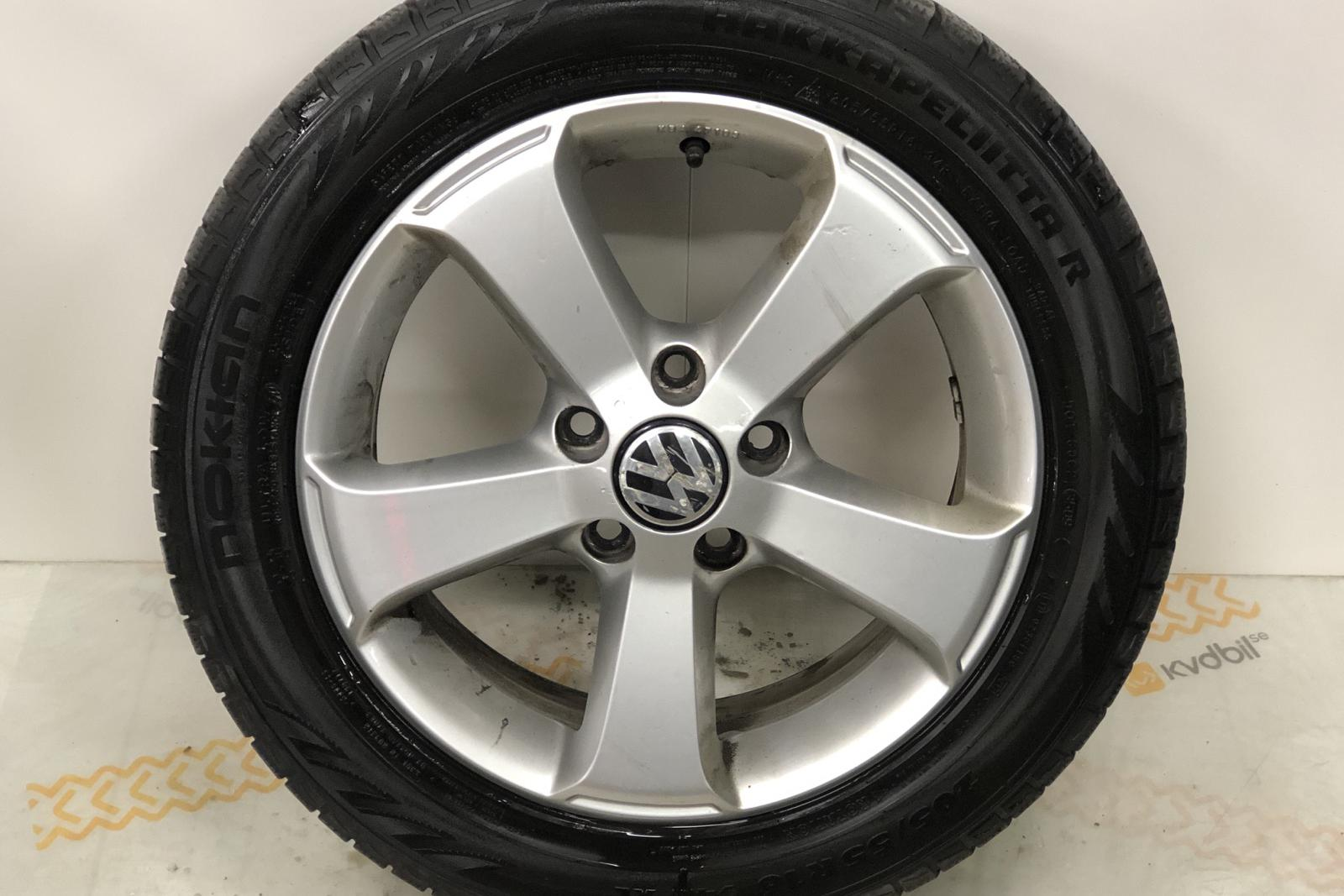 VW Passat 2.0 TDI BlueMotion Technology Variant 4Motion (177hk) - 154 000 km - Automatic - Light Brown - 2014