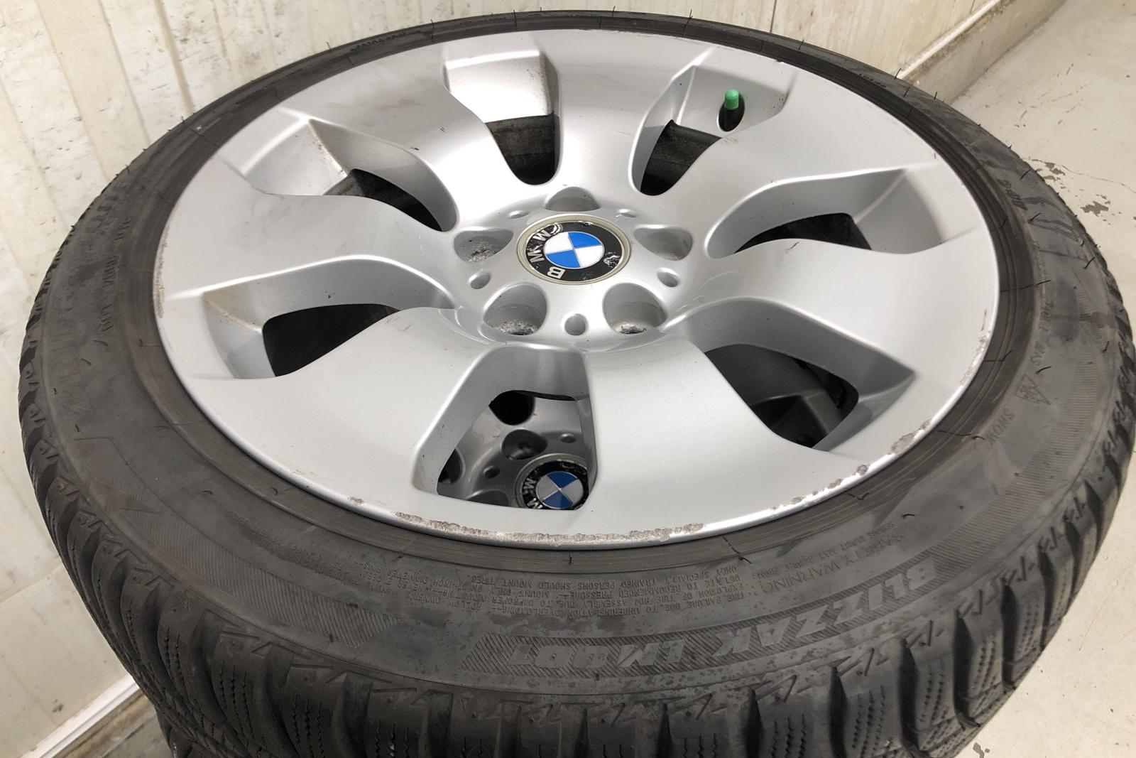 BMW 325i Sedan, E90 (218hk) - 115 770 km - Automatic - white - 2005