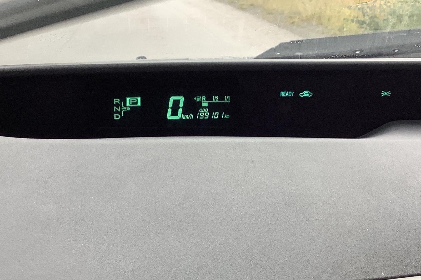 Toyota Prius 1.5 Hybrid (78hk) - 19 900 mil - Automat - grå - 2007