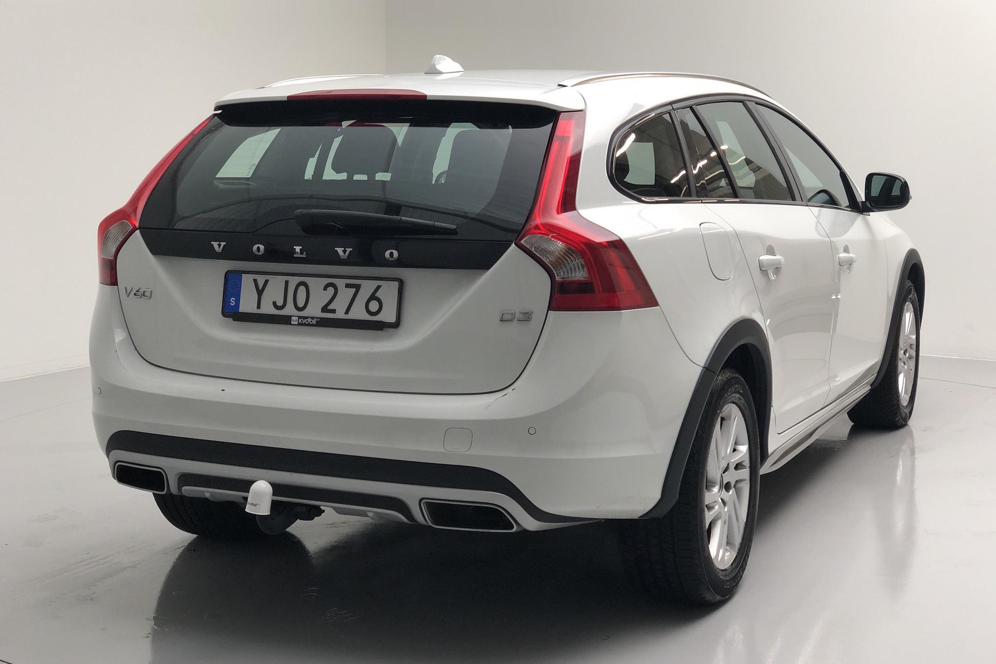Volvo V60 D3 Cross Country (150hk) - 0 mil - Automat - vit - 2017