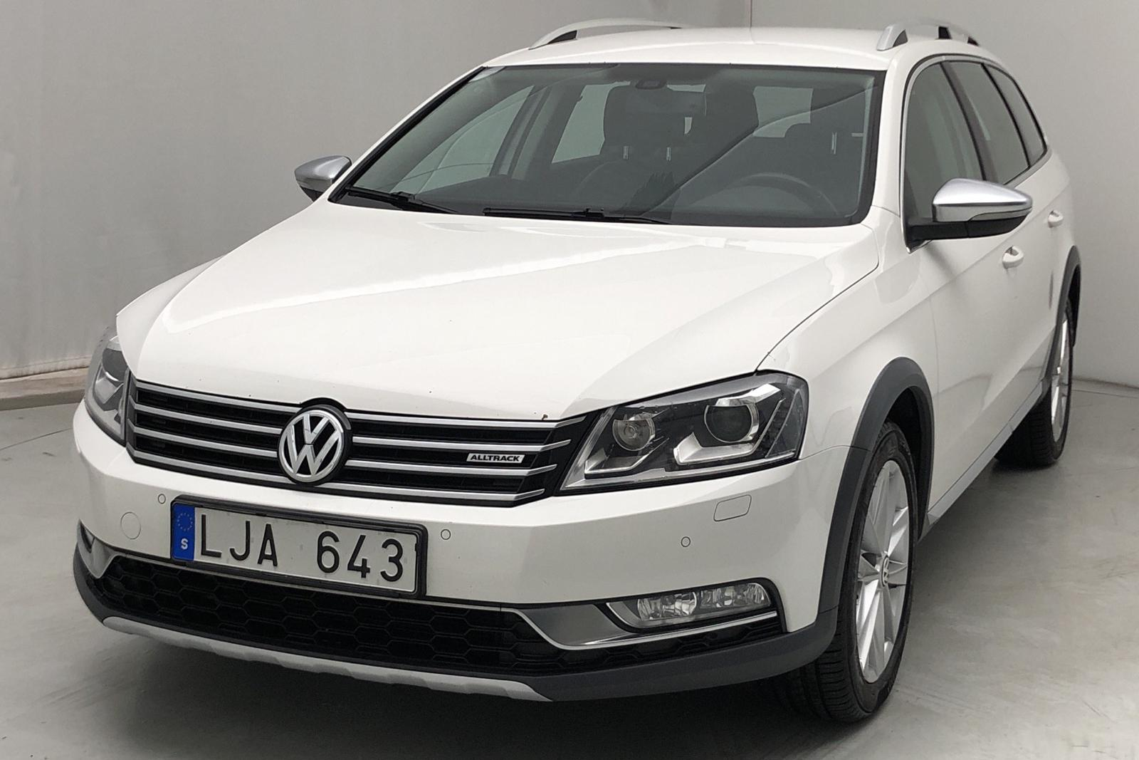 VW Passat Alltrack 2.0 TDI BlueMotion Technology 4Motion (177hk) - 0 km - Automatic - white - 2014