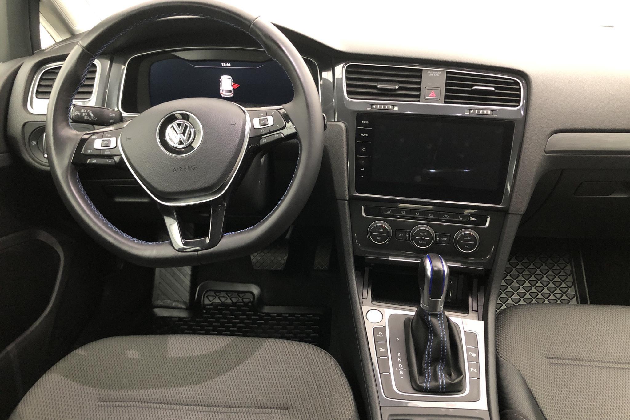 VW e-Golf VII 5dr (136hk) - 0 km - Automatic - Dark Grey - 2018