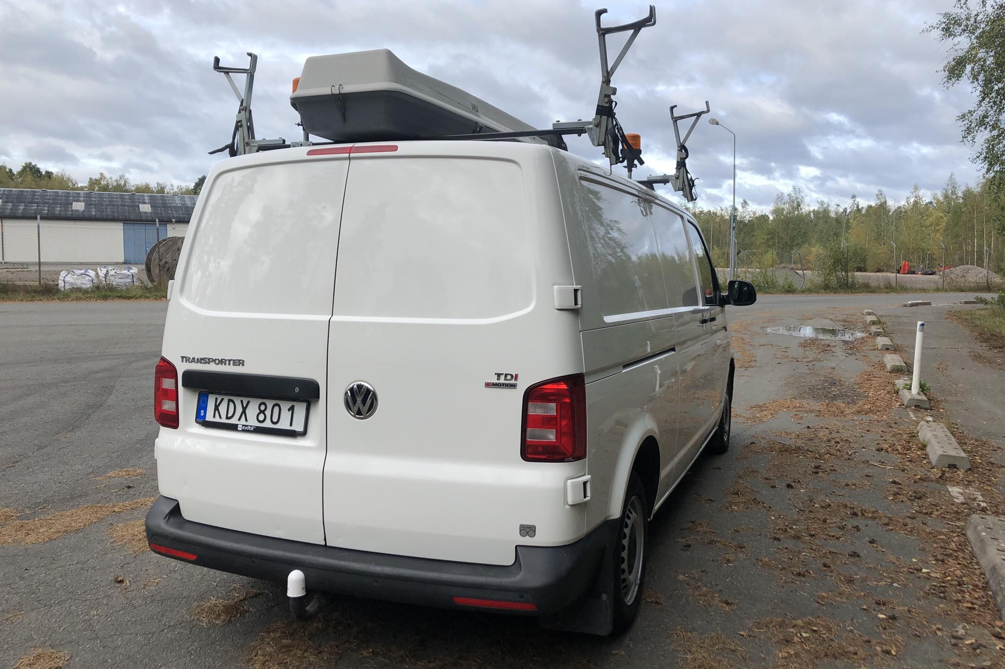 VW Transporter T6 2.0 TDI BMT Skåp 4MOTION (140hk) - 0 km - Manual - white - 2016