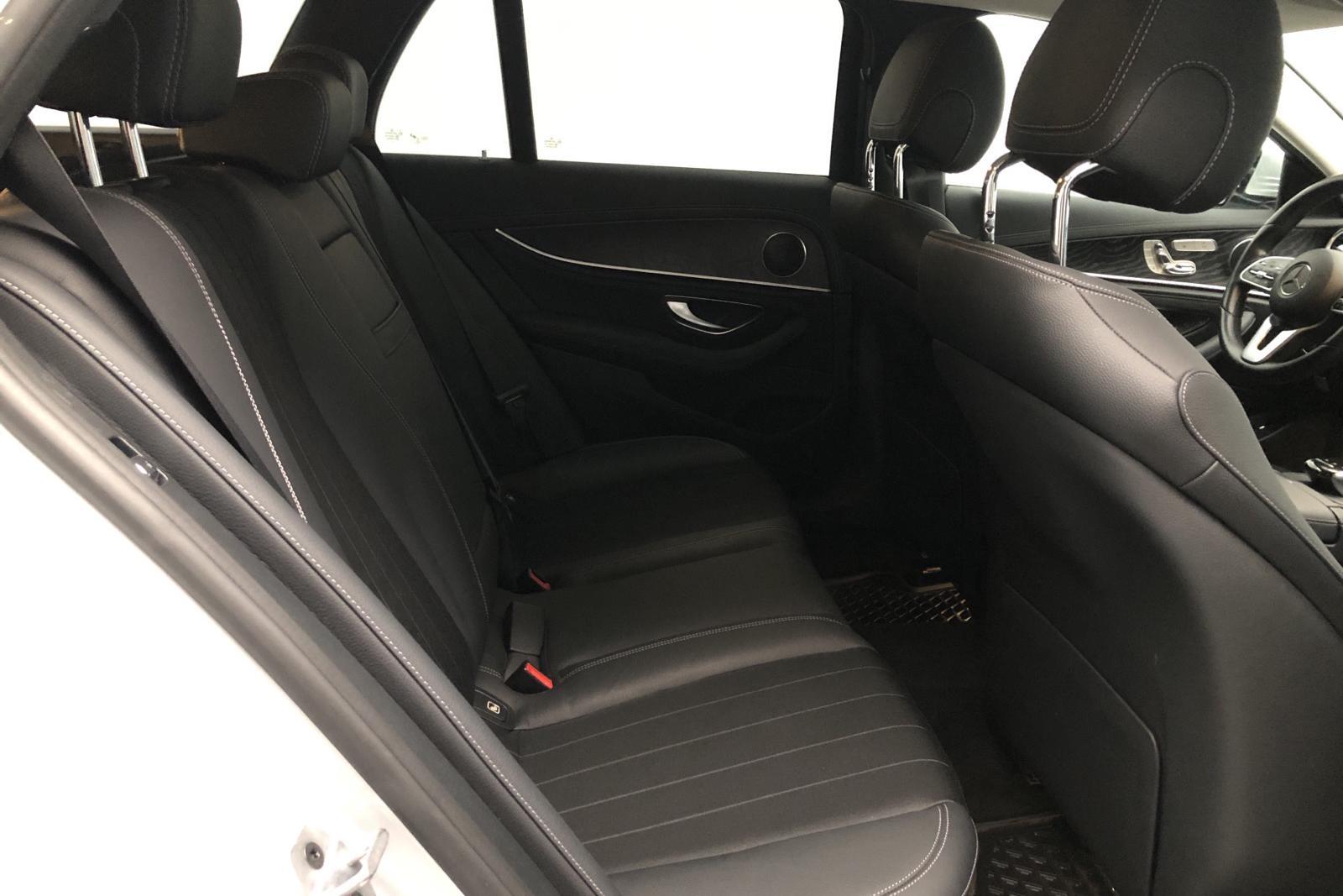 Mercedes E 220 d 4MATIC Kombi All-Terrain S213 (194hk) - 0 km - silver - 2019
