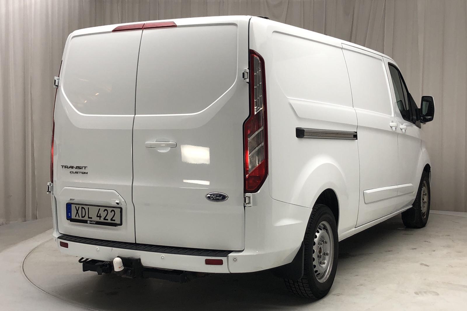 Ford Transit Custom 330 (170hk) - 0 km - Automatic - white - 2018