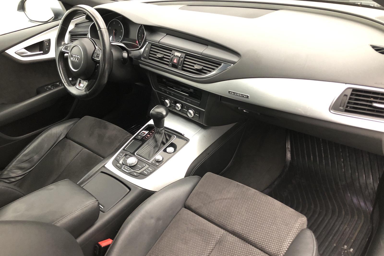 Audi A7 Sportback 3.0 TDI quattro TipTronic (313hk) - 167 000 km - Automatic - gray - 2013