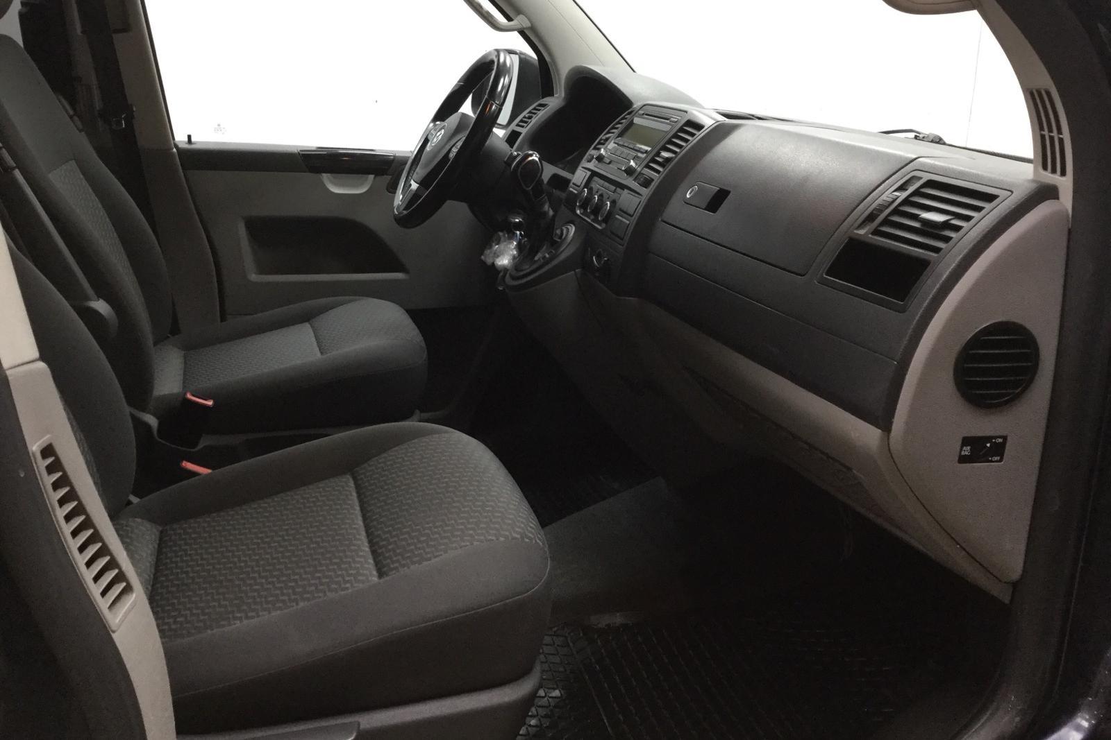 VW Transporter T5 2.0 TDI 4MOTION (180hk) - 23 000 mil - Automat - Dark Blue - 2011