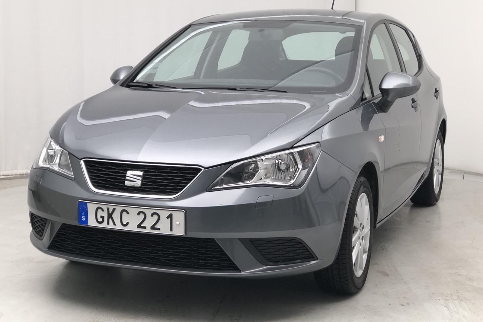 Seat Ibiza 1.2 TSI 5dr (85hk) - 29 000 km - Manual - Dark Grey - 2014