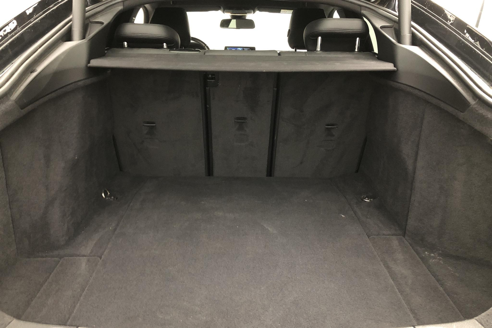 BMW 428i xDrive Gran Coupé, F36 (245hk) - 6 900 mil - Automat - svart - 2015