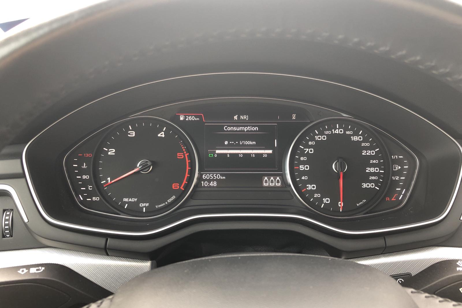 Audi A4 2.0 TDI quattro (150hk) - 0 km - Manual - gray