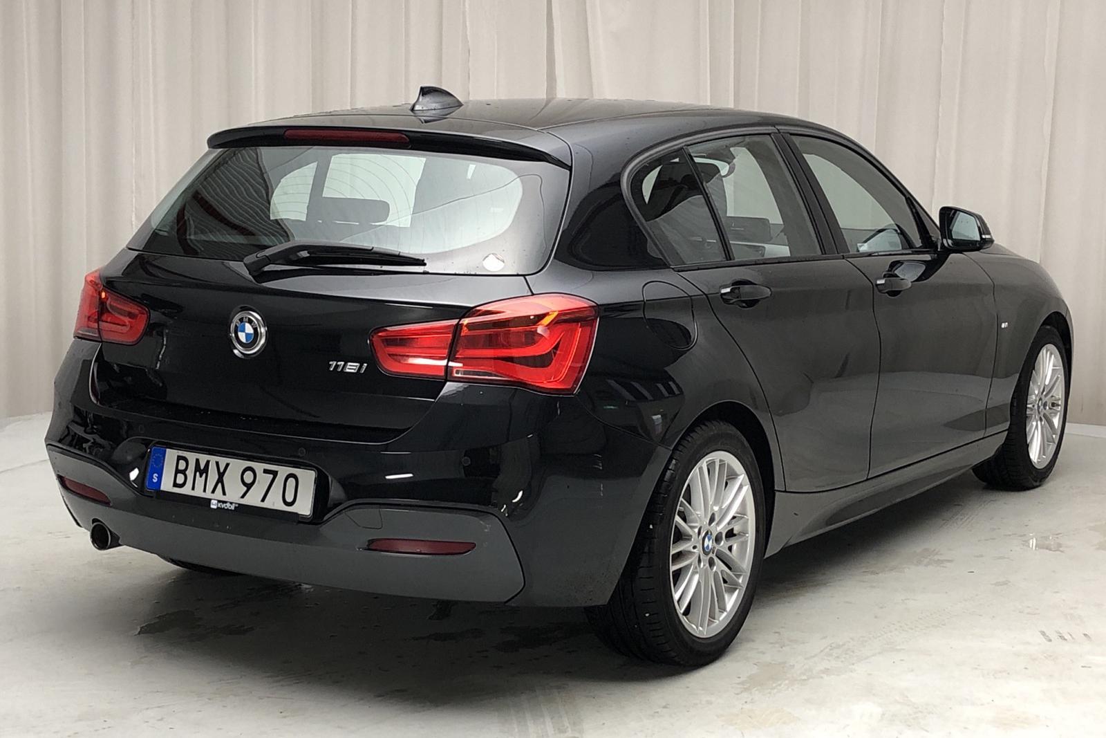 BMW 118i 5dr, F20 (136hk) - 0 km - Automatic - black - 2018