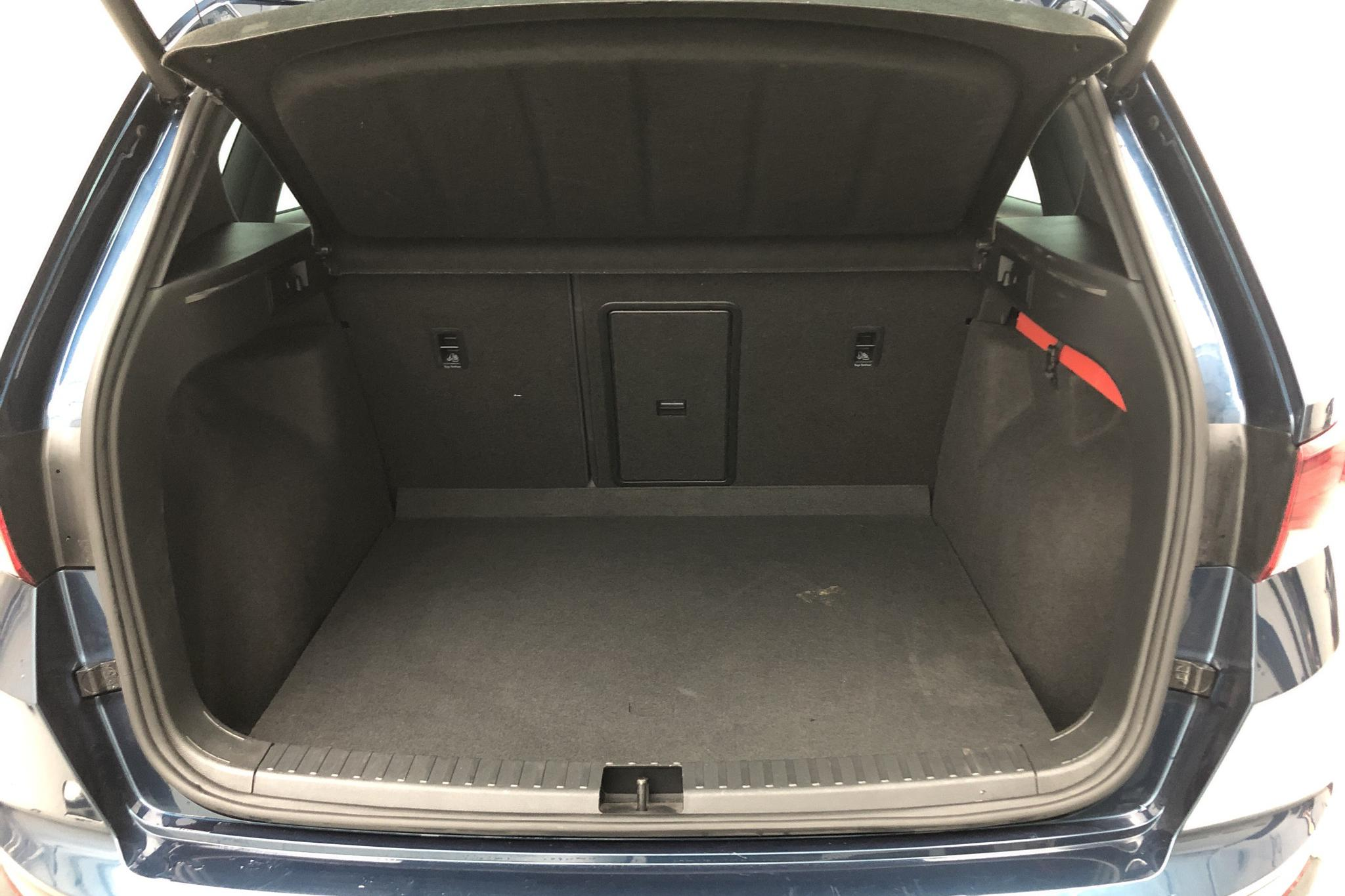 Seat Ateca 1.4 TSI ACT 4Drive (150hk)Nav. - 7 300 mil - Manuell - blå - 2017