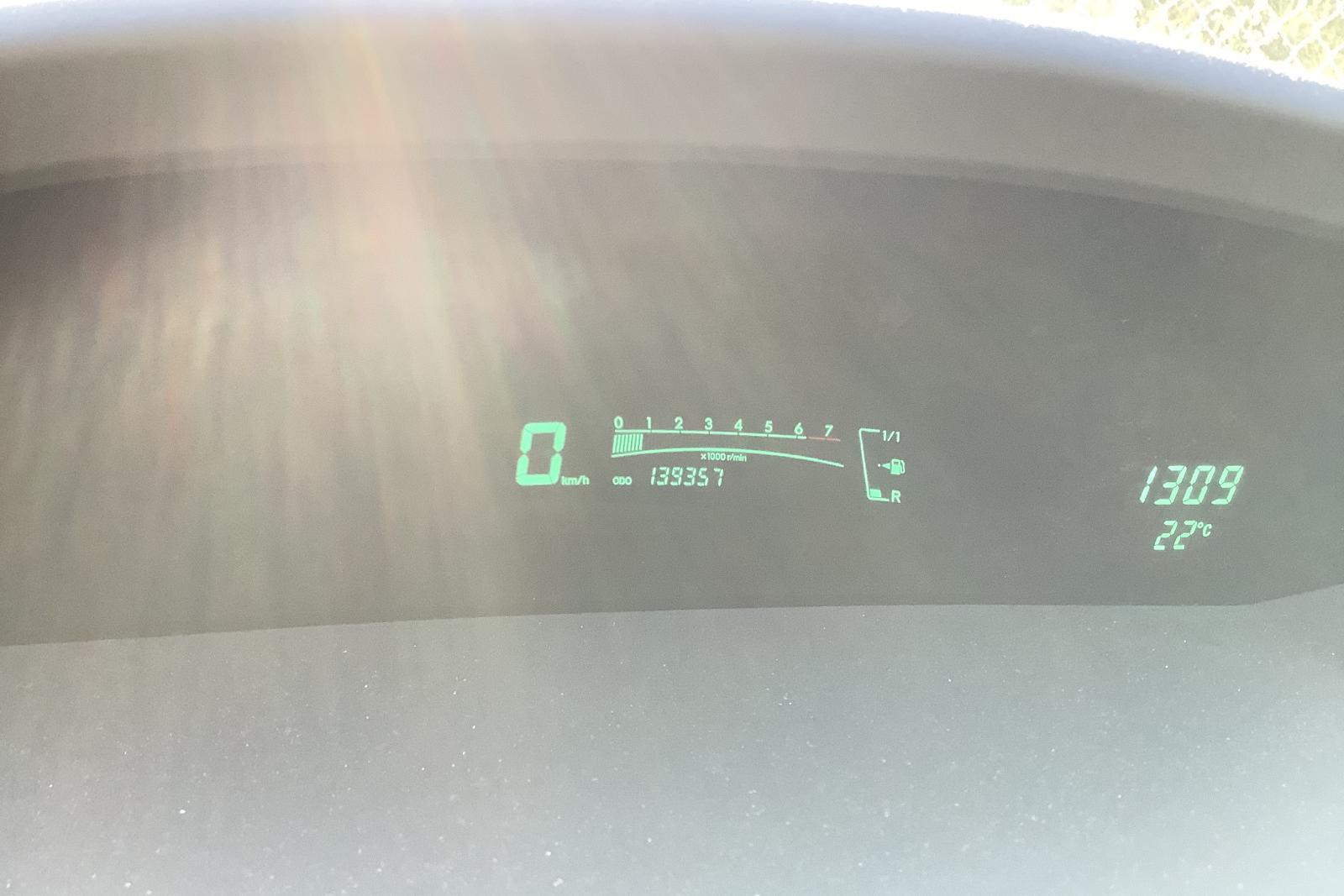 Toyota Yaris 1.3 5dr (87hk) - 140 000 km - Manual - black - 2007