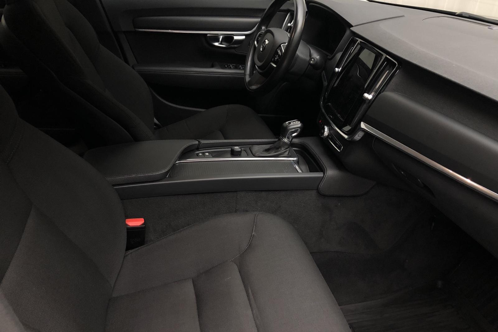 Volvo V90 D3 (150hk) - 15 053 mil - Automat - svart - 2018