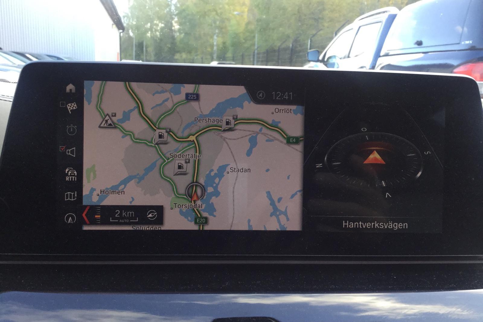 BMW 540i xDrive Touring, G31 (340hk) - 0 mil - Automat - Light Brown - 2019