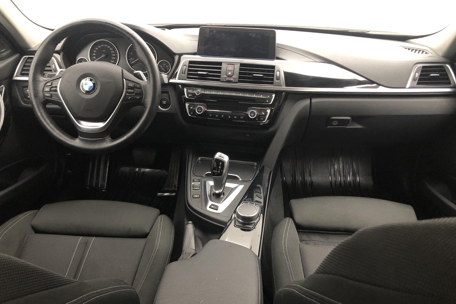 BMW 330e Sedan, F30 (252hk) - 70 686 km - Automatic - white - 2018