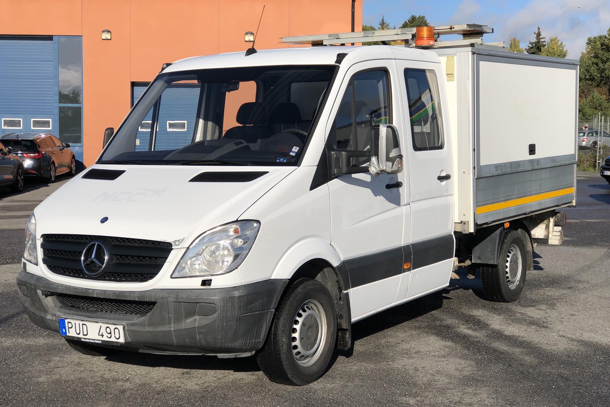 Mercedes Sprinter 316 CDI Pickup/Chassi (163hk) - 0 km - Manual - Multicolored - 2012