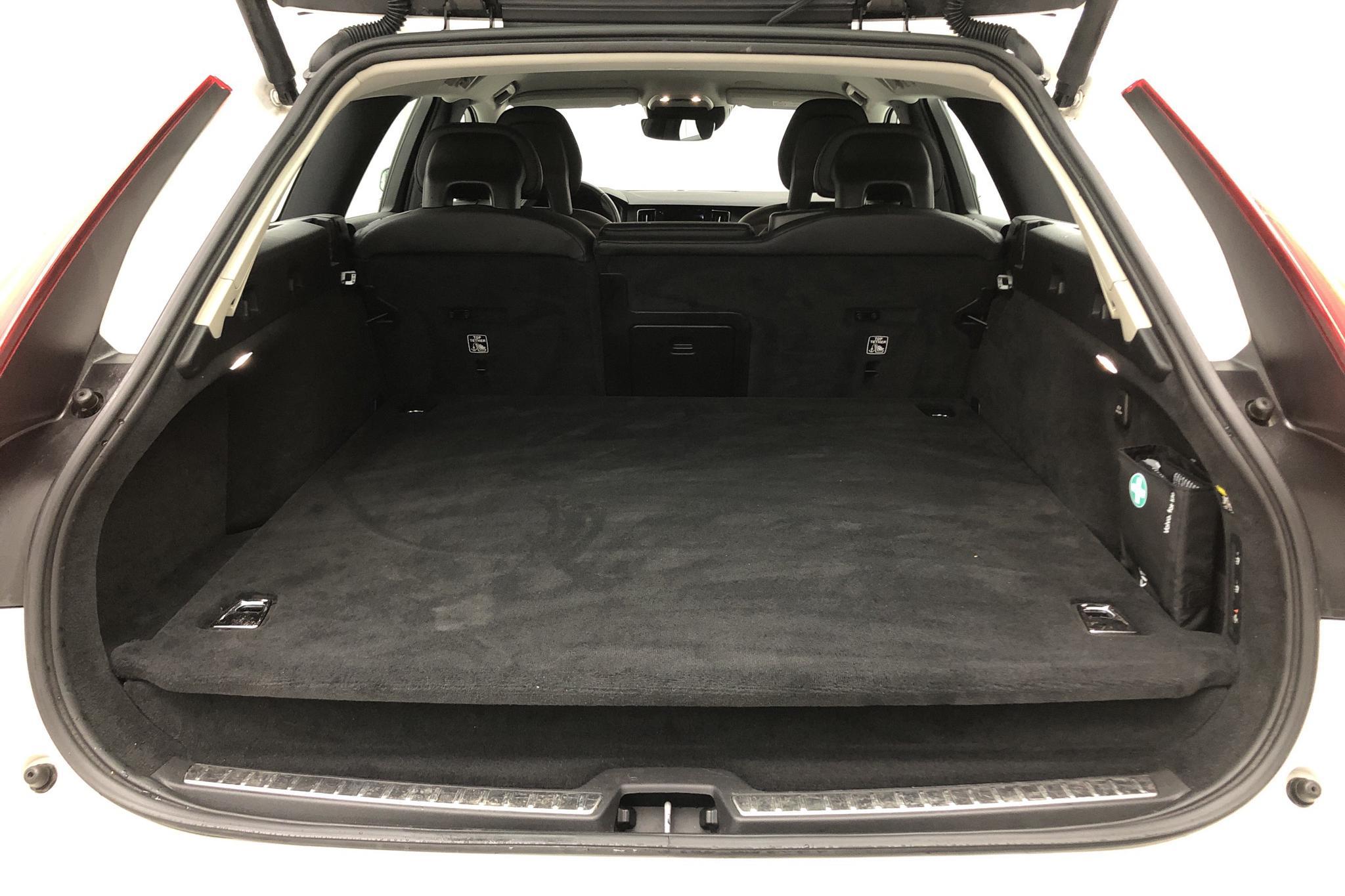 Volvo V90 T5 (254hk) - 0 mil - Automat - vit - 2017