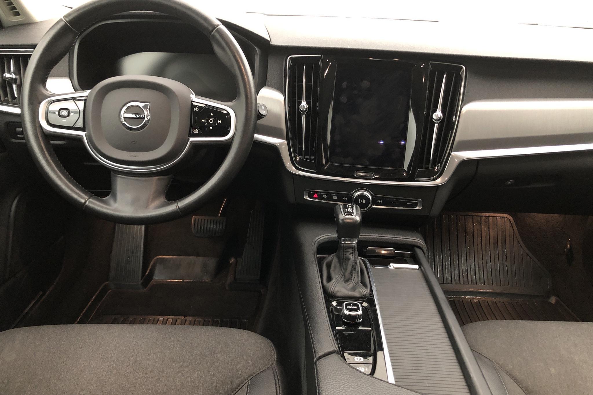 Volvo V90 T5 (254hk) - 0 km - Automatic - white - 2017
