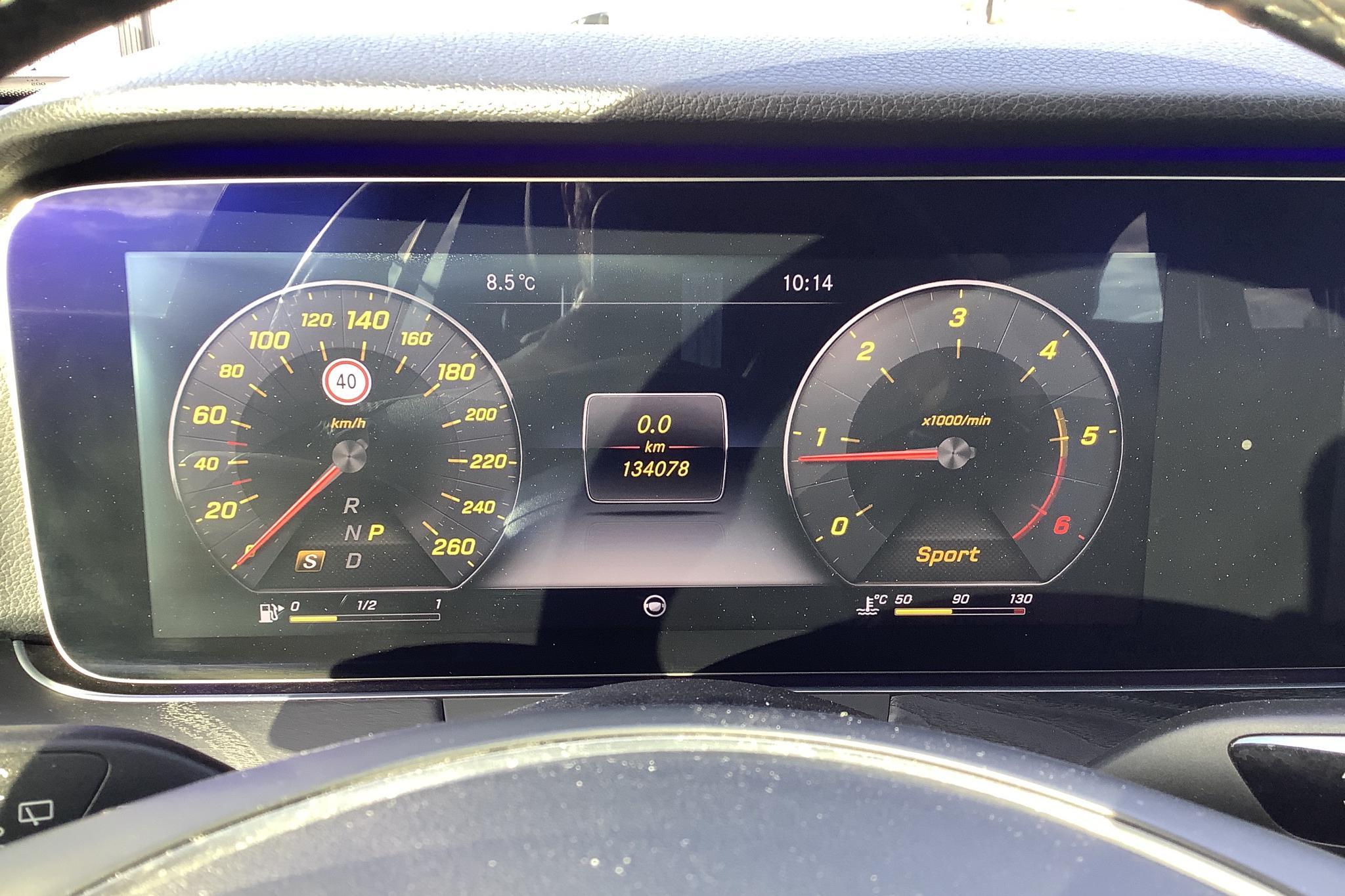 Mercedes E 220 d 4MATIC Kombi All-Terrain S213 (194hk) - 13 500 mil - röd - 2017