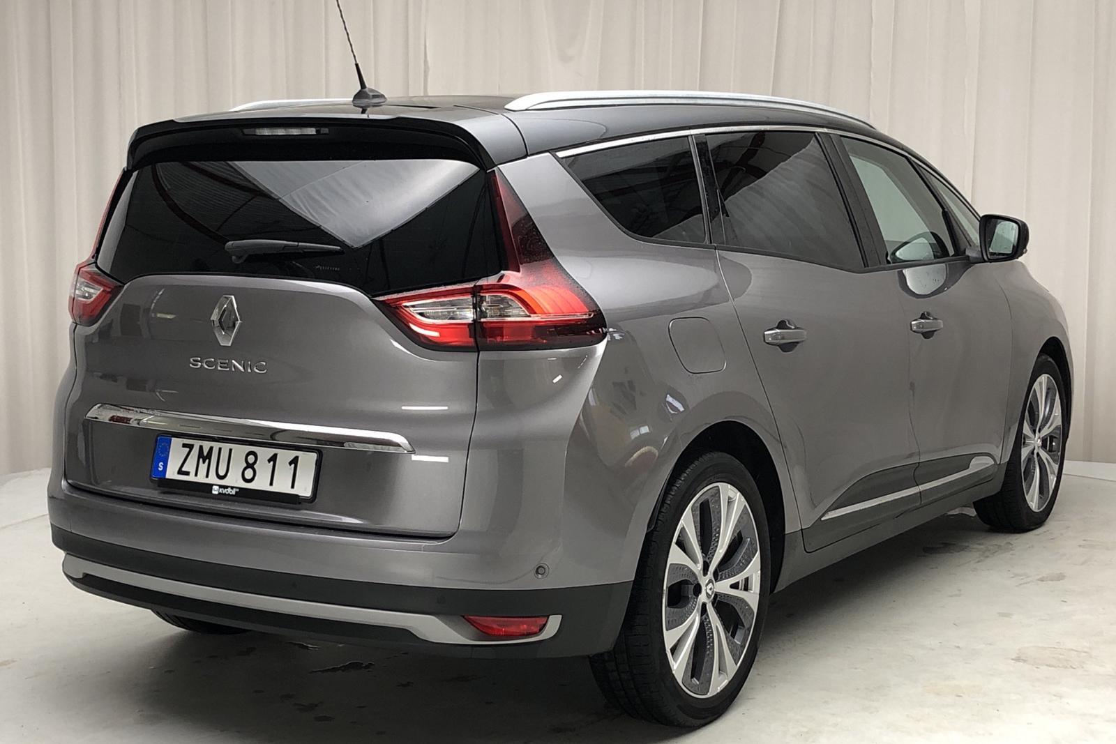 Renault Grand Scénic 1.6 dCi (130hk) - 0 mil - Manuell - Dark Grey