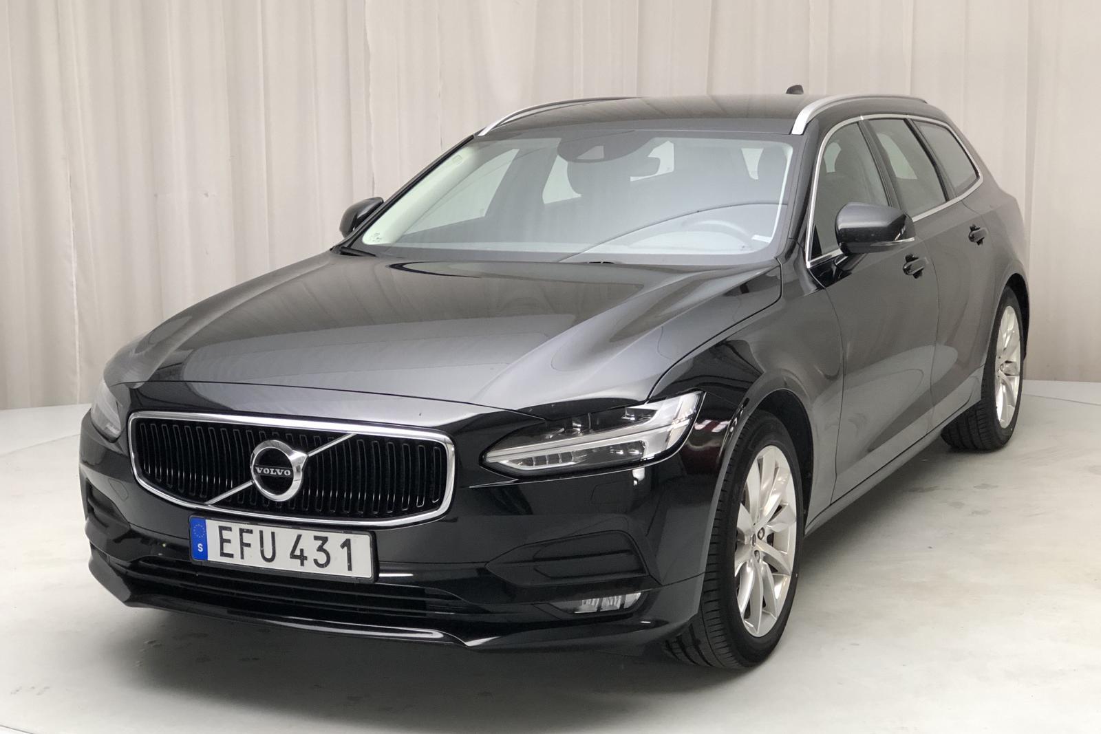 Volvo V90 D3 (150hk) - 0 mil - Automat - svart - 2018