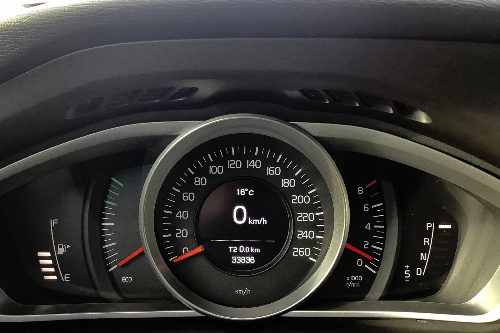 Volvo V40 Cross Country T3 (152hk) - 3 500 mil - Automat - svart - 2019