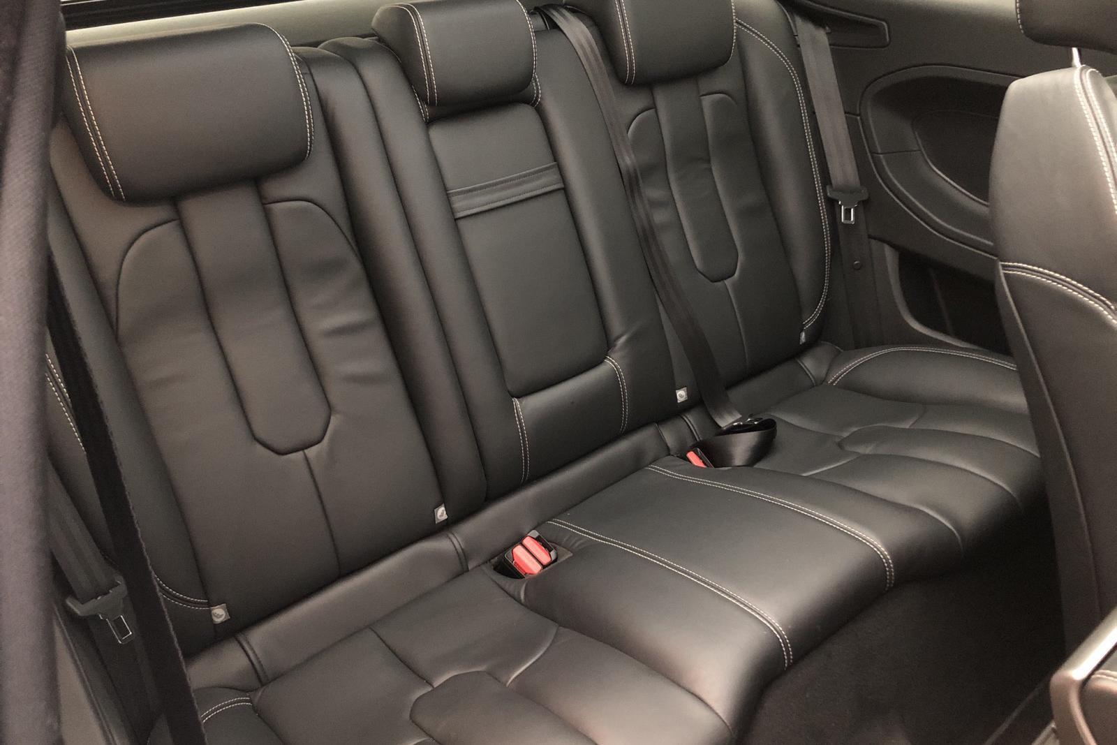 Land Rover Range Rover Evoque 2.2 SD4 Coupé (190hk) - 176 000 km - black - 2012