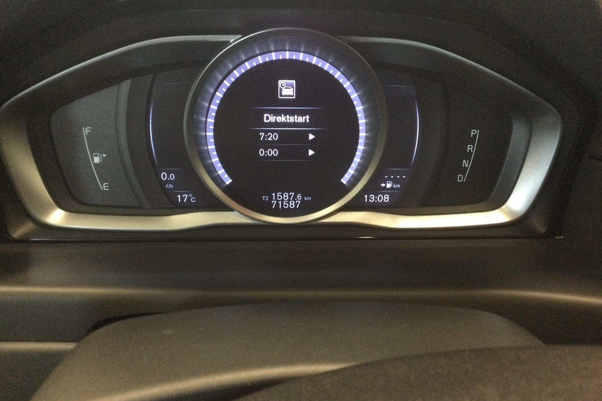 Volvo XC70 II D4 AWD (181hk) - 46 772 km - Automatic - white - 2016