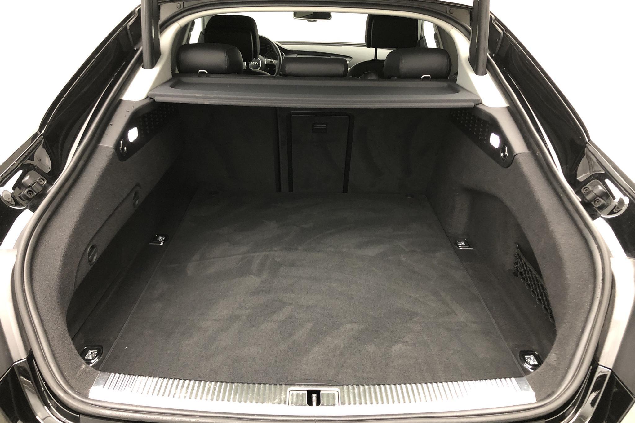 Audi A7 2.0 TFSI Sportback quattro (252hk) - 65 000 km - Automatic - black - 2018