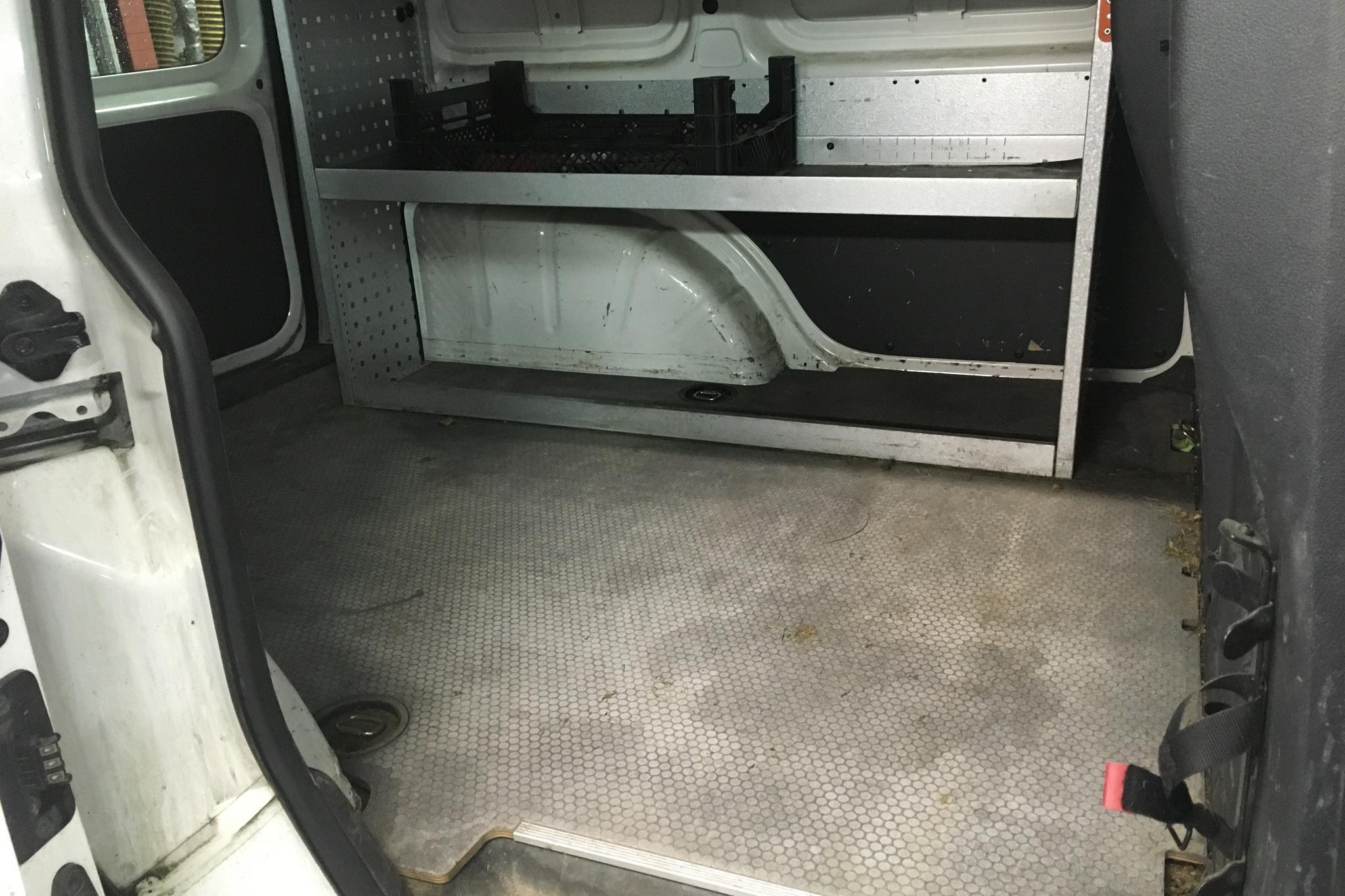 VW Caddy 2.0 TDI Skåp (75hk) - 0 km - Manual - white - 2016