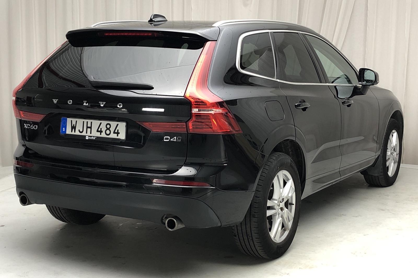 Volvo XC60 D4 AWD (190hk) - 0 mil - Automat - svart - 2018