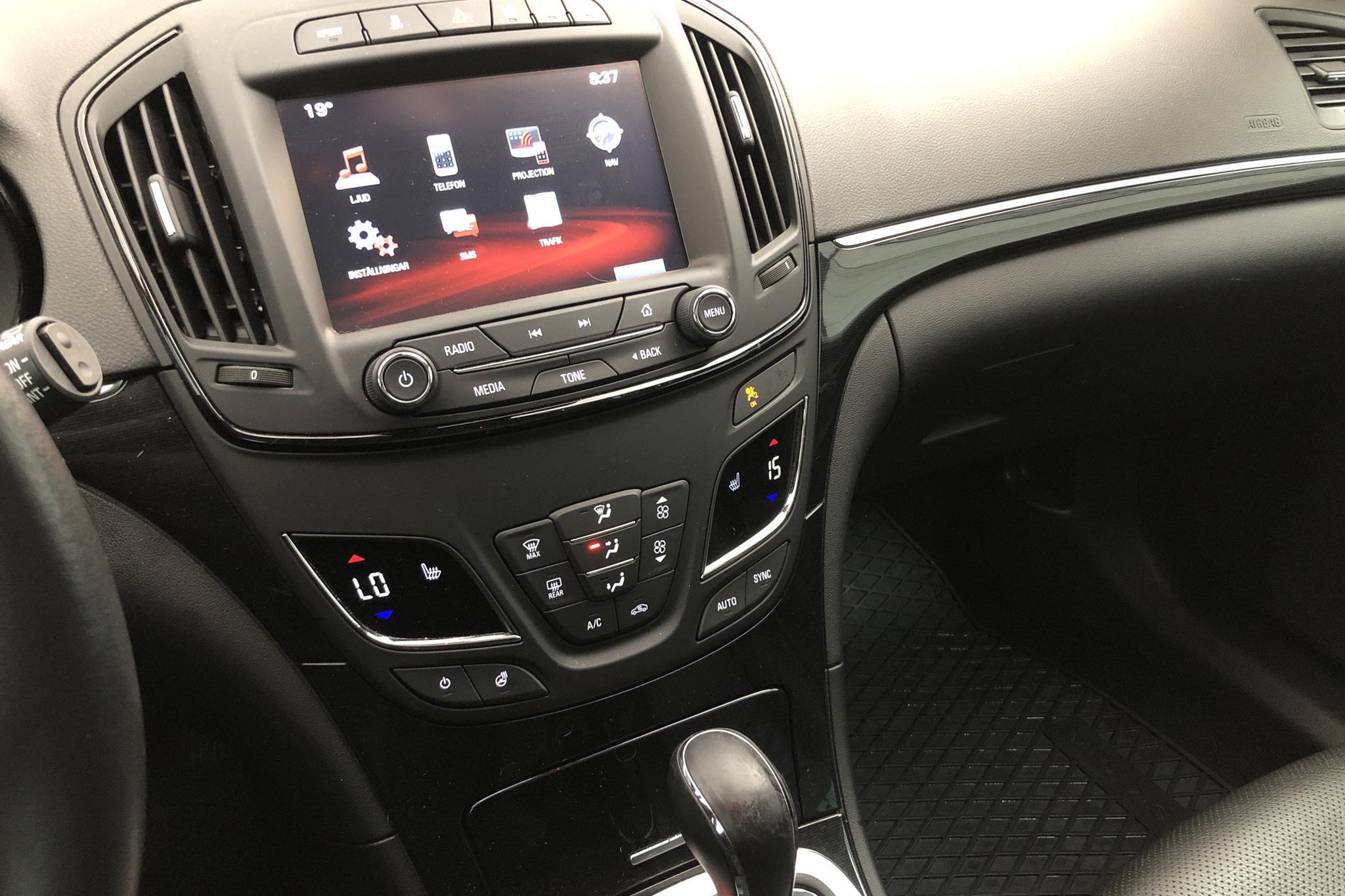 Opel Insignia 2.0 CDTI ECOTEC 4x4 Sports Tourer (170hk) - 0 mil - vit - 2017