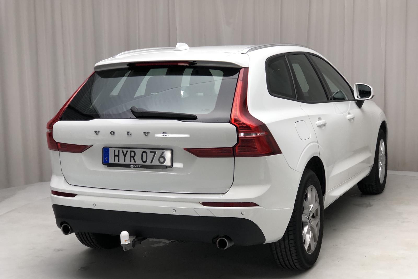 Volvo XC60 D4 AWD (190hk) - 46 000 km - Automatic - white - 2018