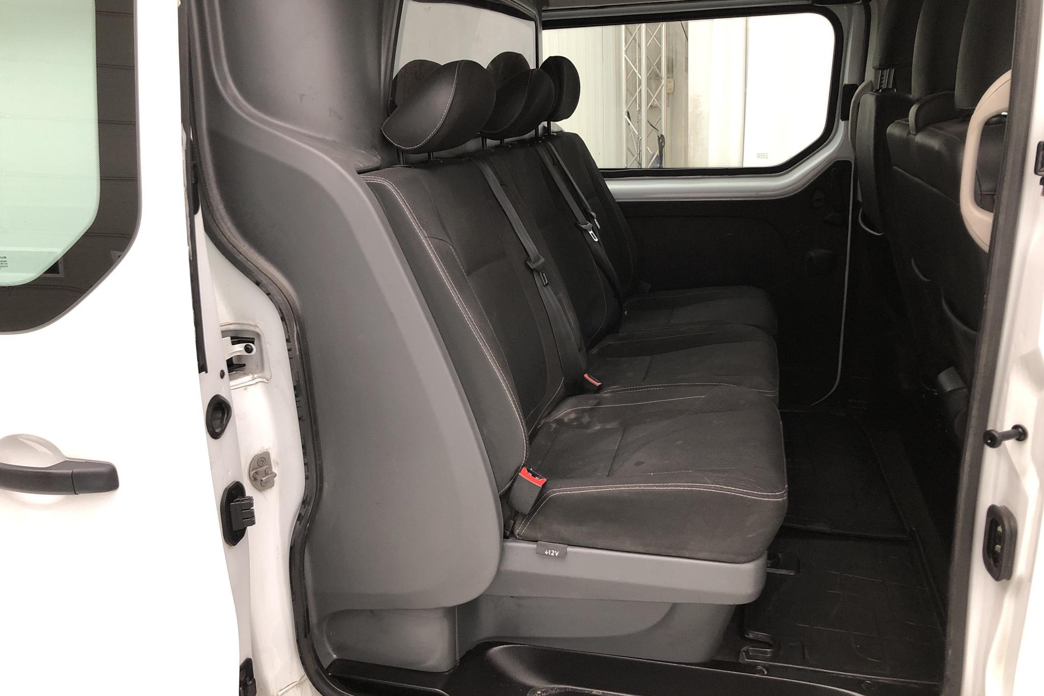 Nissan NV300 1.6 dCi (145hk) - 0 km - Manual - white - 2018