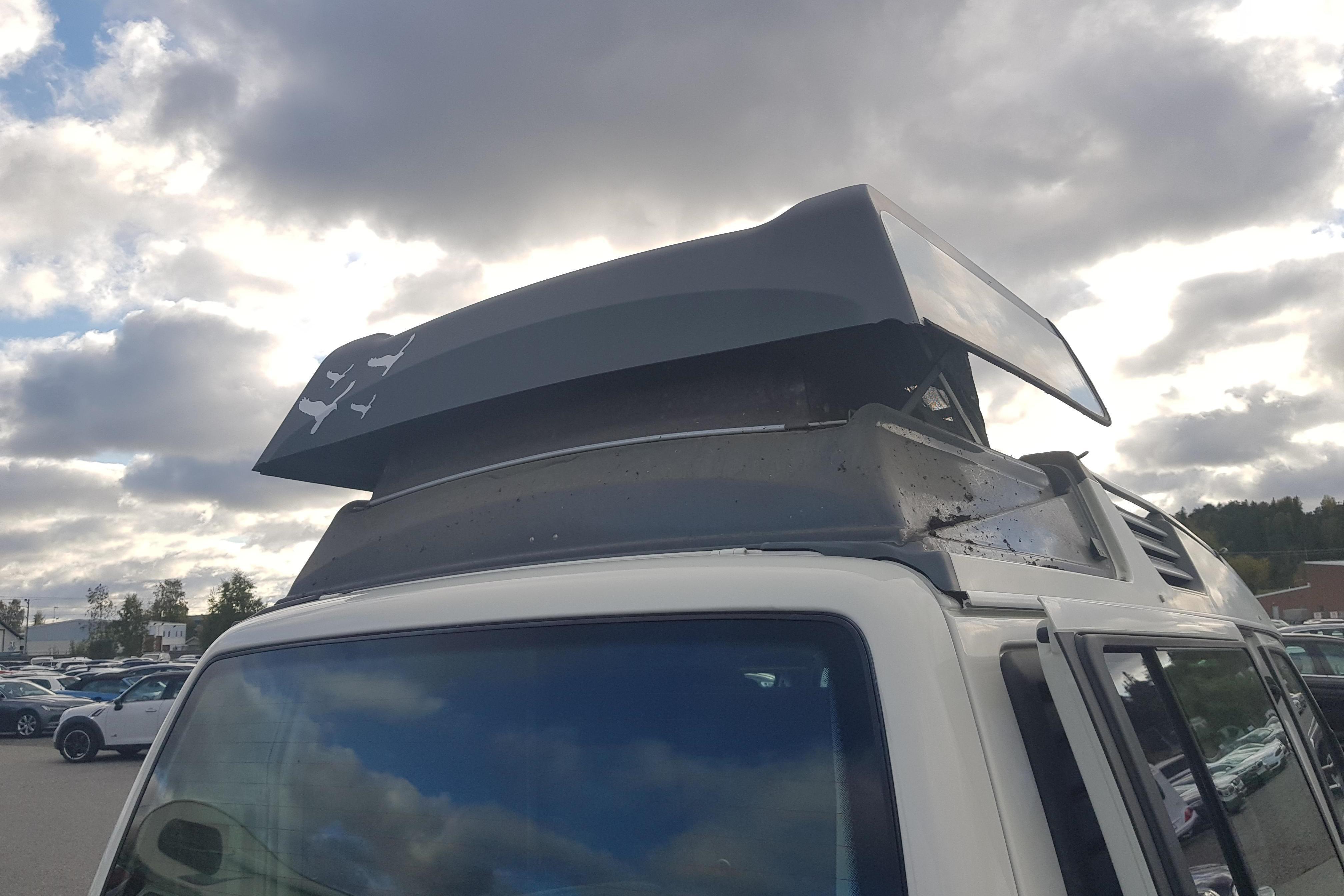 VW Transporter T4 2.5 TDI PROFI GL Camper Campingbil - 0 mil - Manuell - vit - 1997