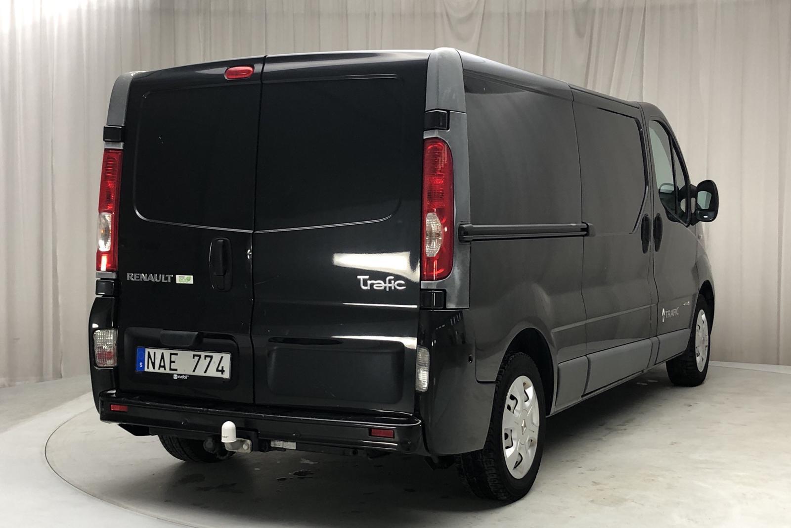 Renault Trafic 2.0 dCi Skåp/Buss (115hk) - 0 km - Manual - black - 2013