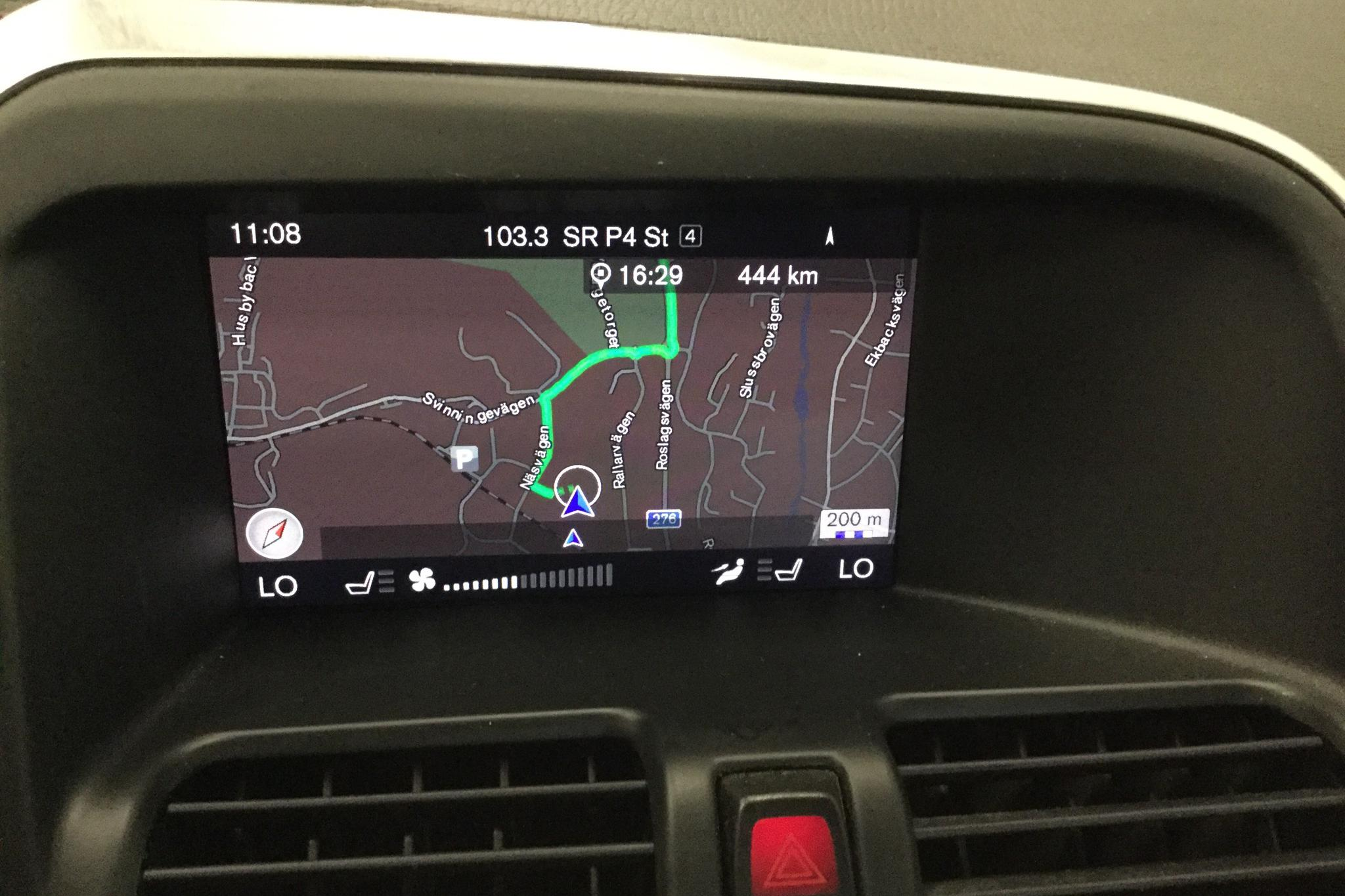 Volvo XC60 D4 AWD (190hk) - 49 333 km - Automatic - gray - 2017