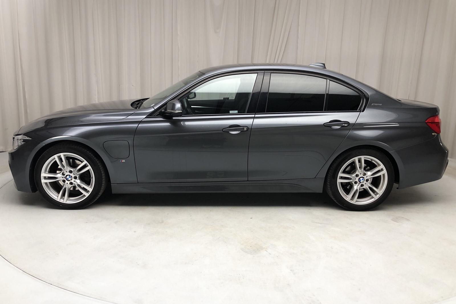 BMW 330e Sedan, F30 (252hk) - 51 689 km - Automatic - gray - 2017