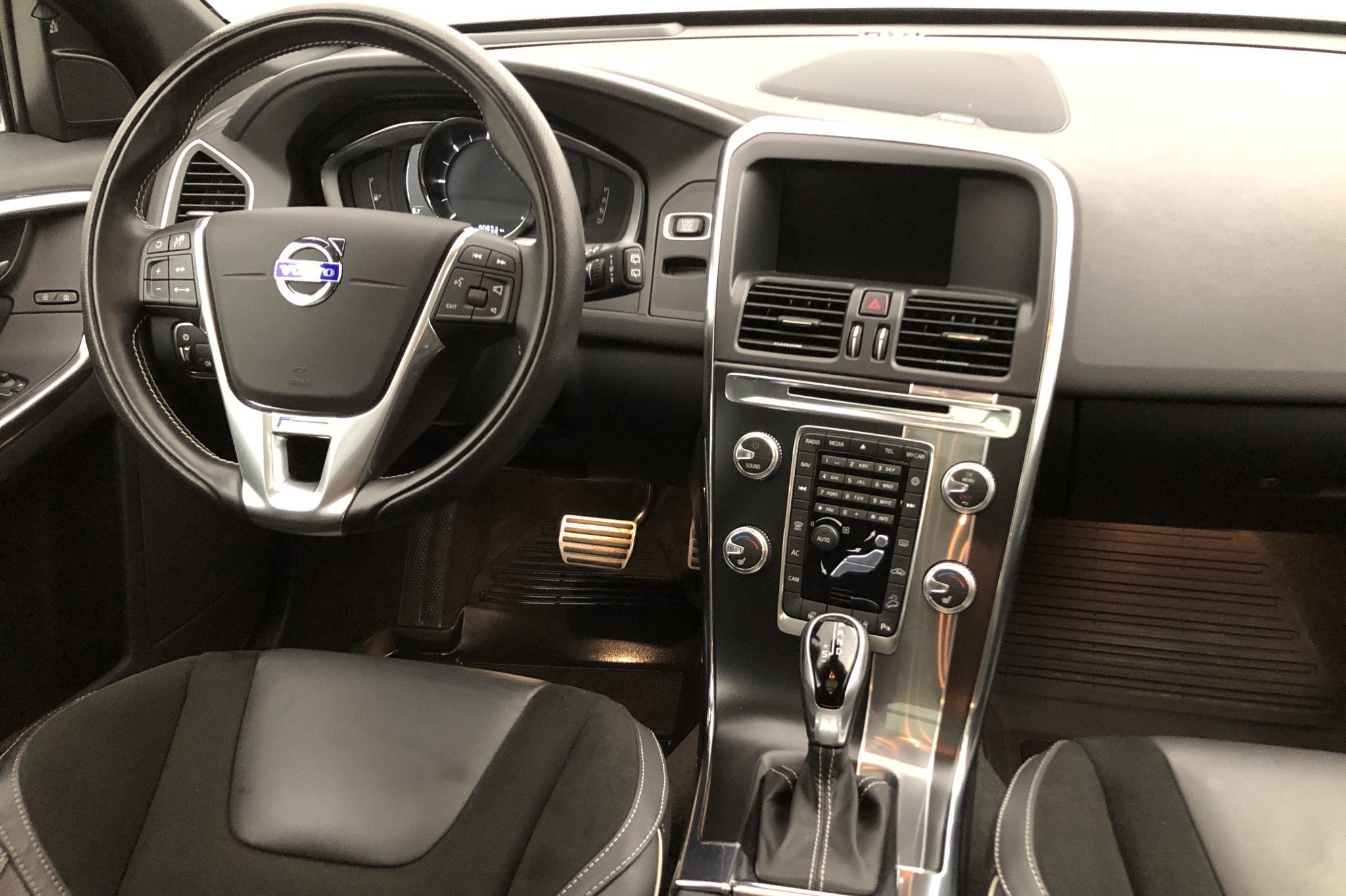 Volvo XC60 D4 AWD (190hk) - 29 500 km - Automatic - gray - 2017