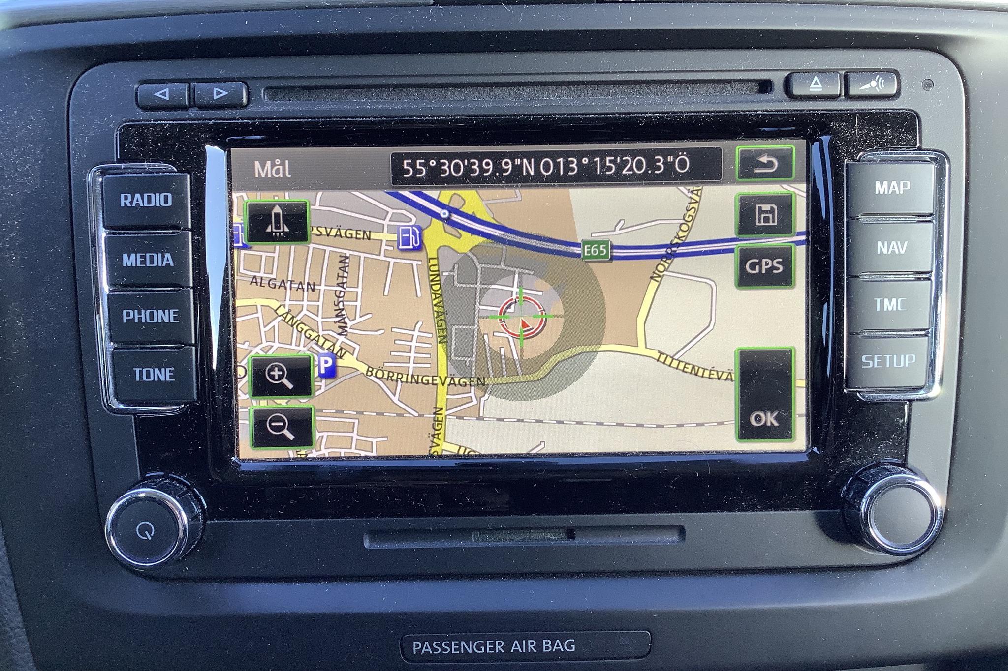Skoda Superb 2.0 TDI Kombi (170hk) - 112 300 km - Automatic - black - 2014