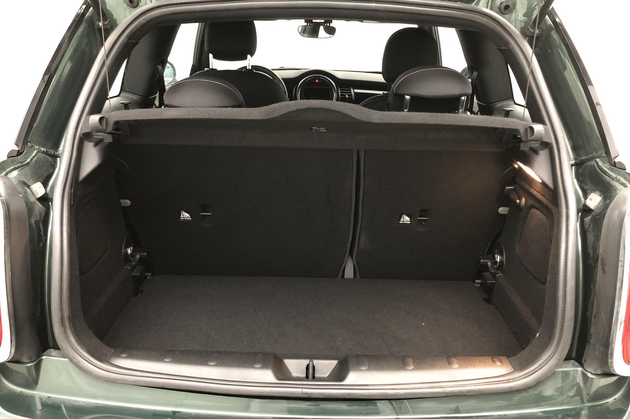 MINI Cooper 3dr, F56 (136hk) - 3 000 mil - Automat - grön - 2019