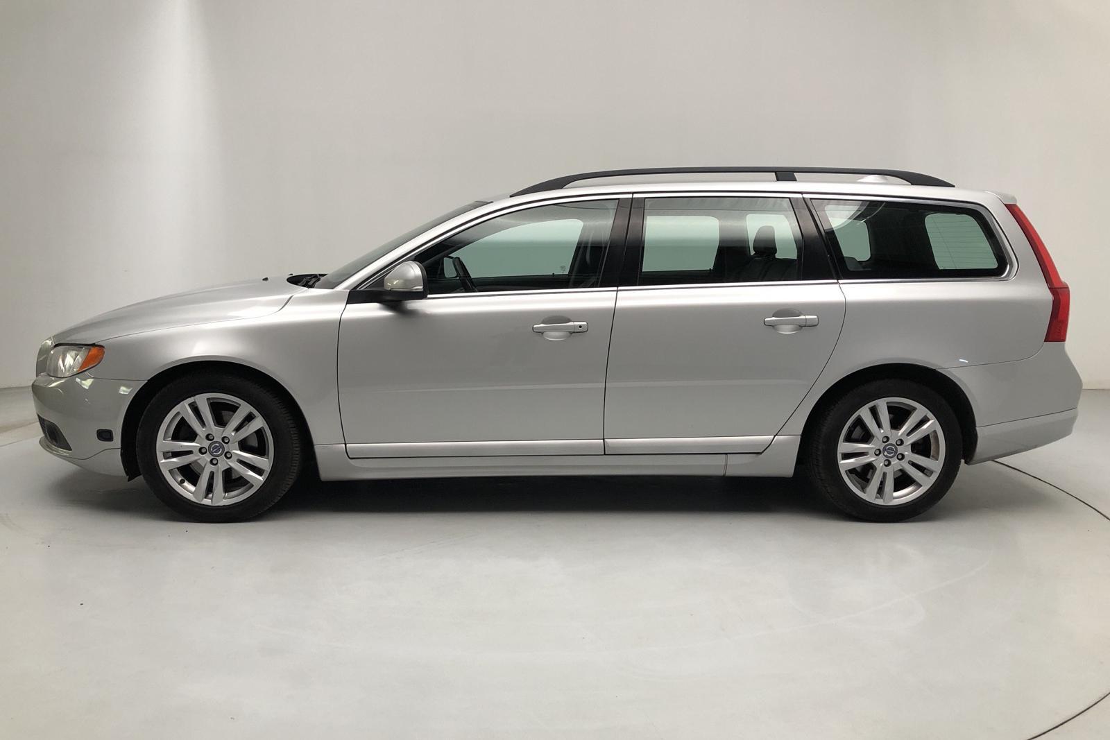 Volvo V70 II D4 (163hk) - 12 100 mil - Manuell - 2013