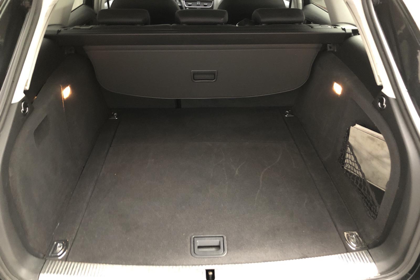 Audi A4 2.0 TDI Avant quattro (170hk) - 19 000 mil - Manuell - svart - 2011
